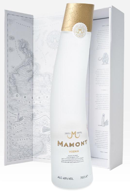 Vodka Russe Mamont