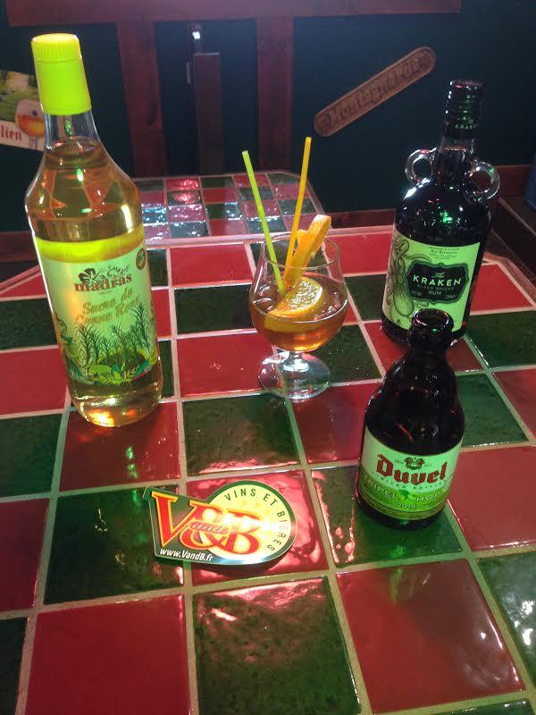 Cocktail V and B Langon
