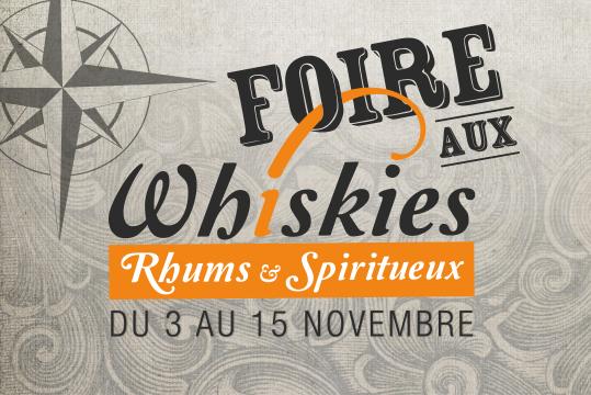 Visuel foire aux whiskies 2014