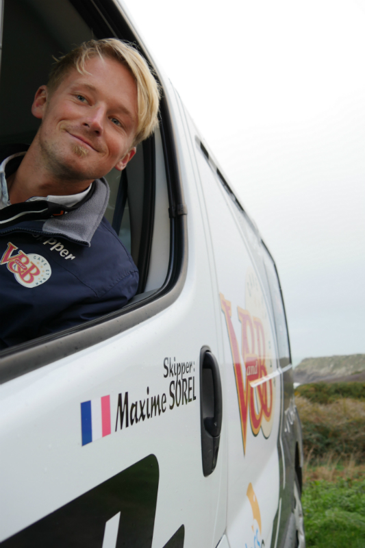 Portrait Maxime Sorel