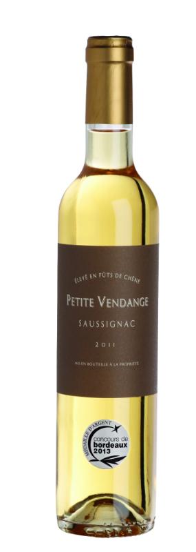 Petite vendange - vin blanc