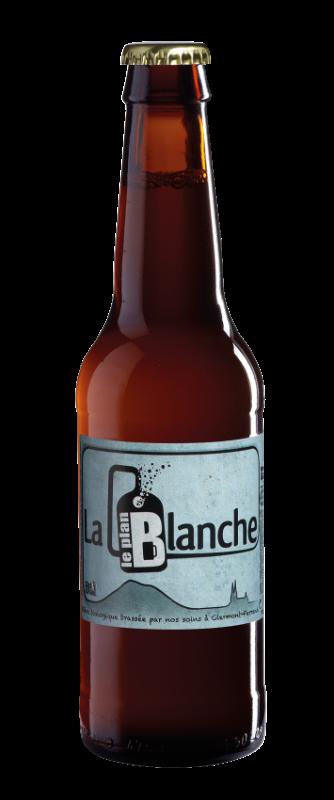 Bière la Blanche - Plan B