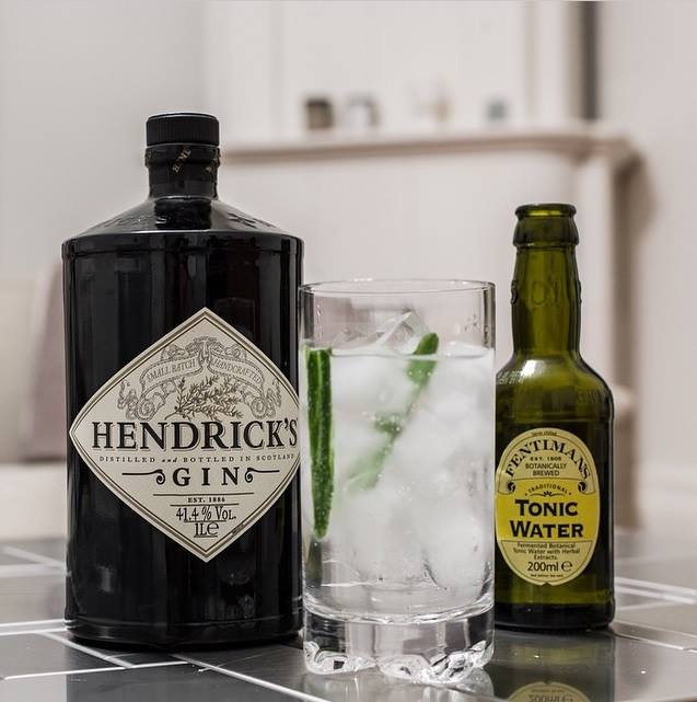 Fentimans Gin Tonic