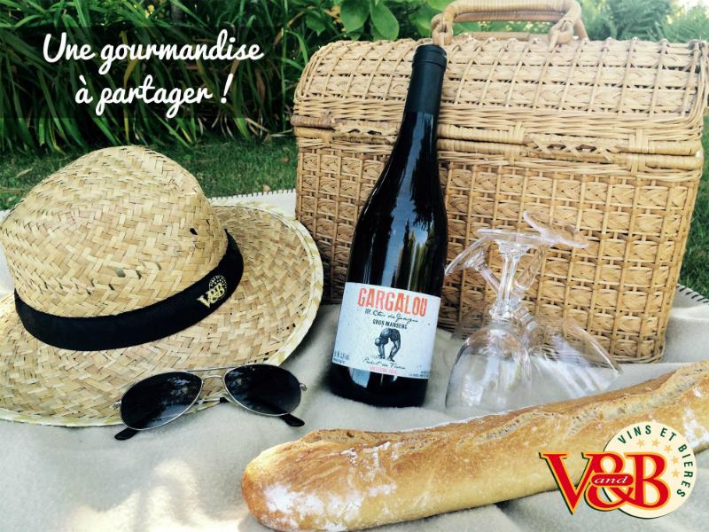 Vin blanc Gargalou