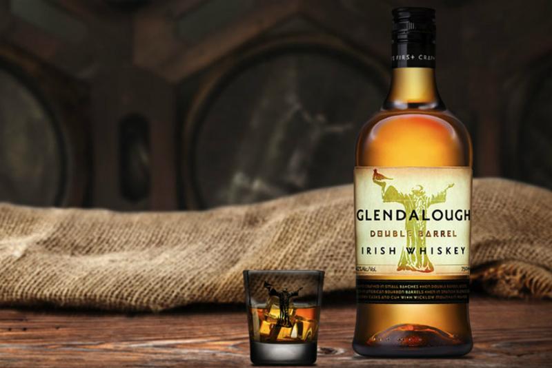 Whisky Glendalough - Double Barrel