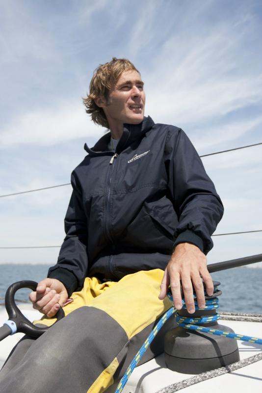 Sam Manuard - Skipper