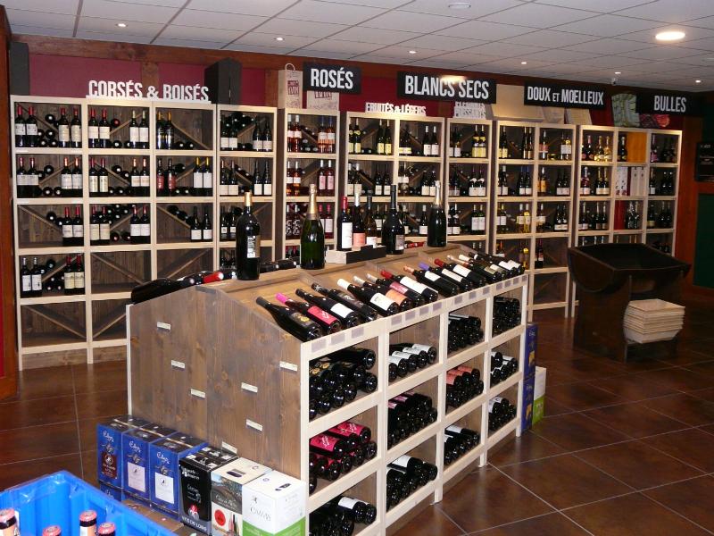 Cave à vins V and B