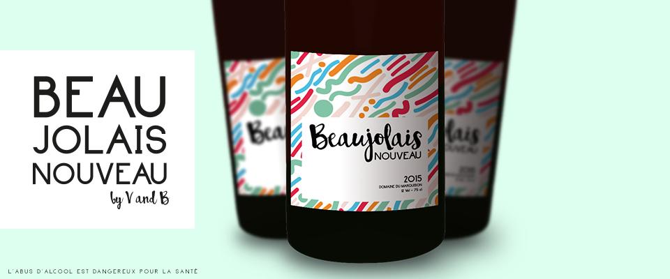 Beaujolais Nouveau by V and B