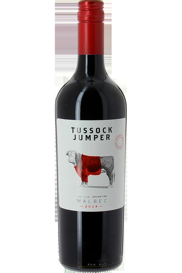 Vin rouge Tussock jumper
