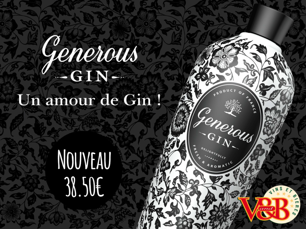 Gin Generous by V and B