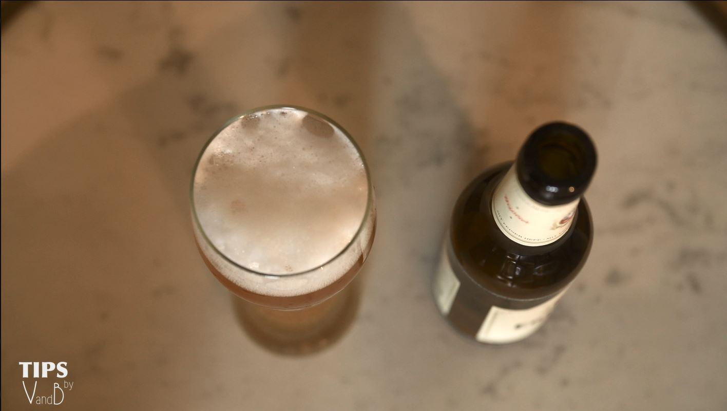 Service bière