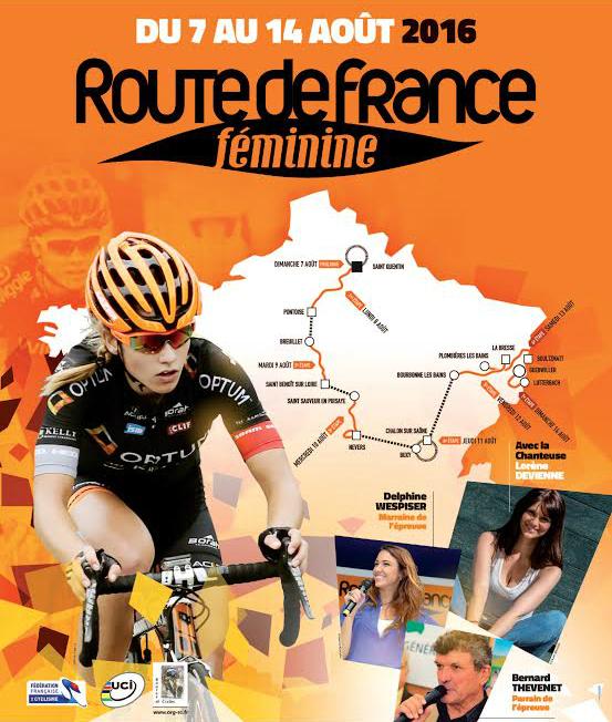 Route de France féminin