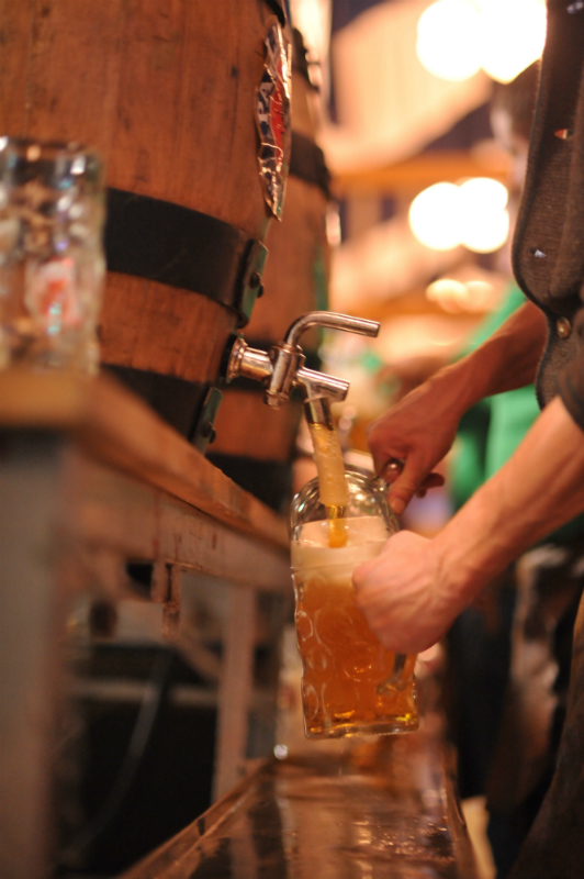 Fut de bière Okto