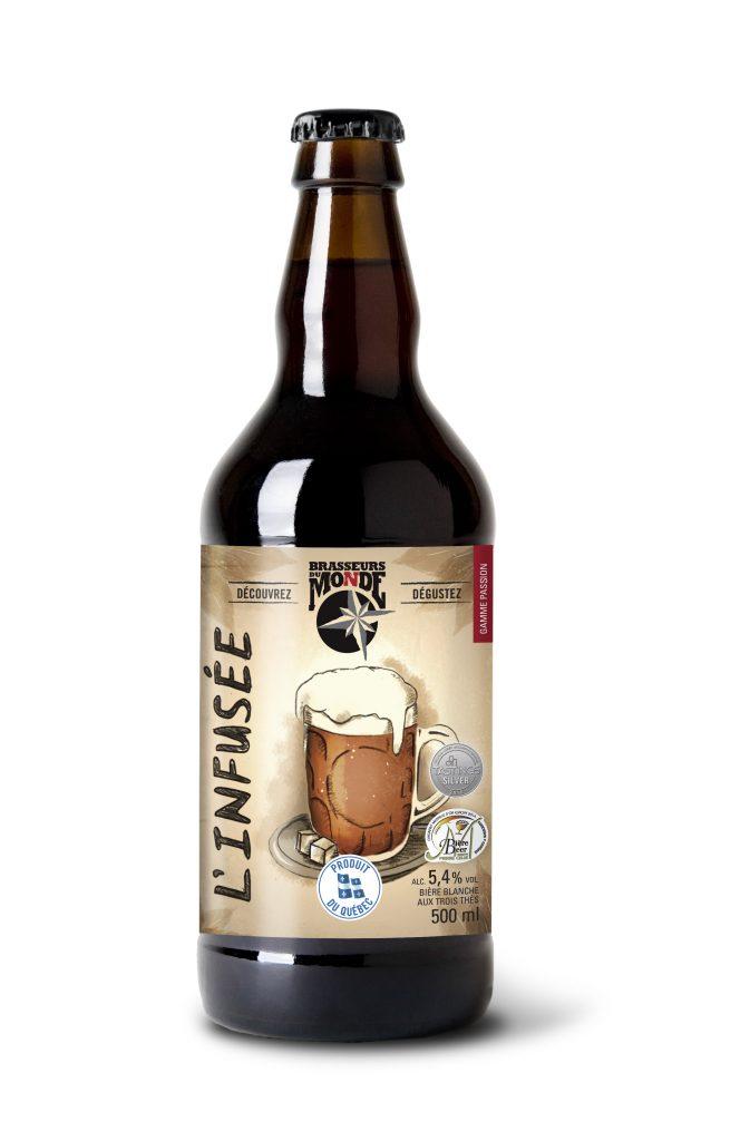 L'infusée - bière du monde