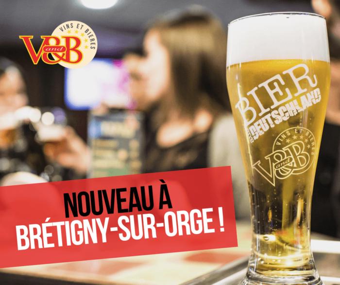 V and B Brétigny
