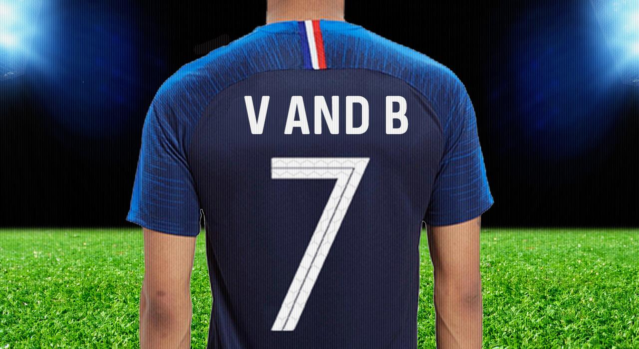 7 Bonnes Raisons de voir les matchs V and B