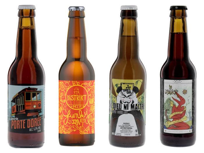 4 Bières du 11 Gagnant V and B