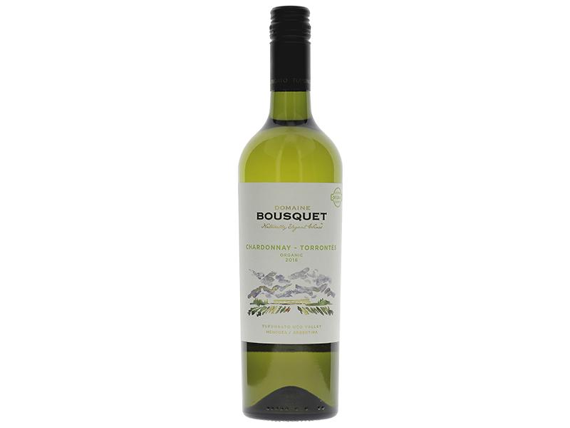 bouteille DOMAINE BOUSQUET - Chardonnay - Torrontés