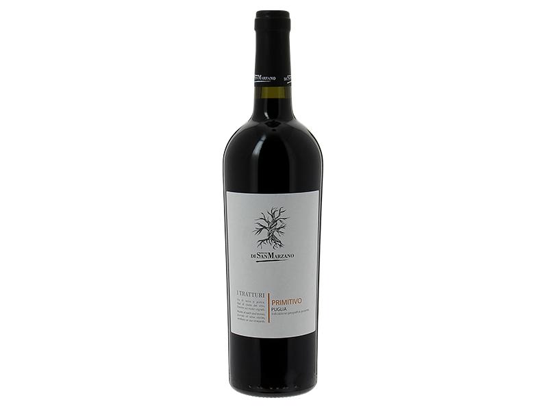 vin rouge PRIMITIVO, IL PUMO DI SAN MARZANO