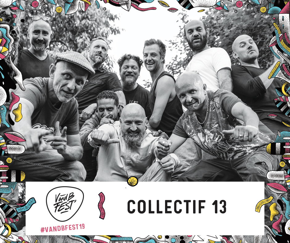 groupe collectif 13