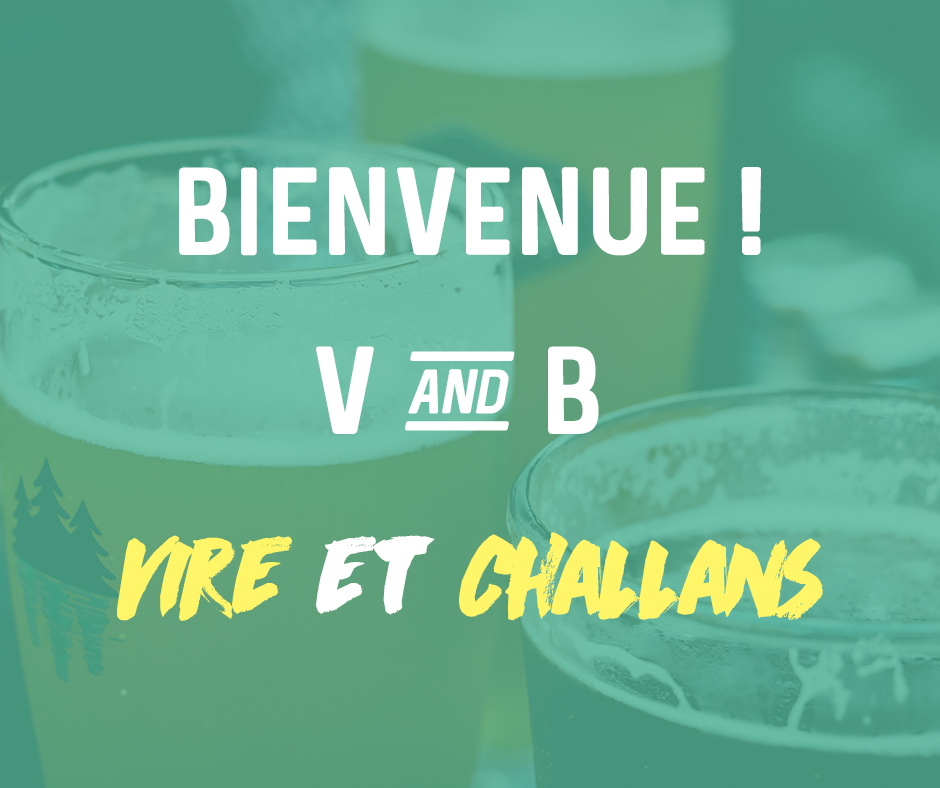 ouverture v and b vire challans