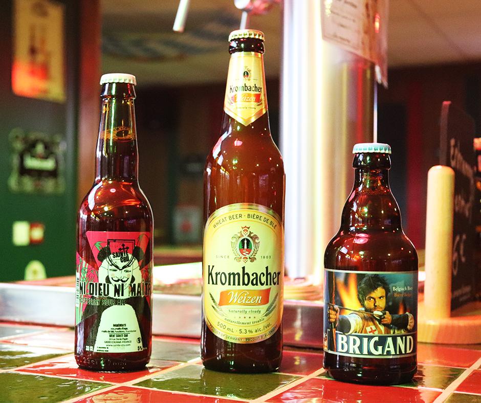 sélection bières mois de mai v and b