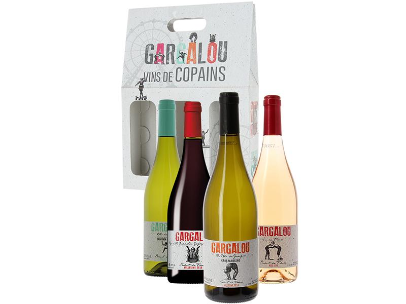 conffret vin V and B