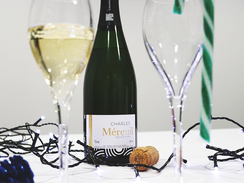 champagne brut V and B