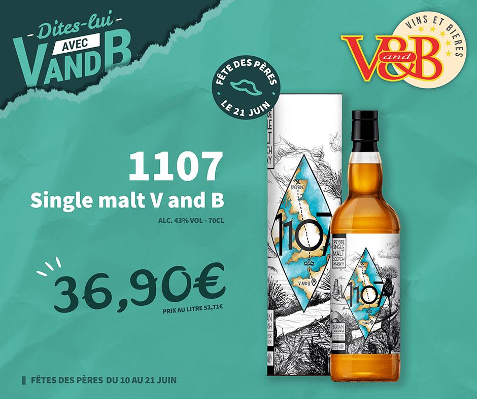 1107 Single malt V and B