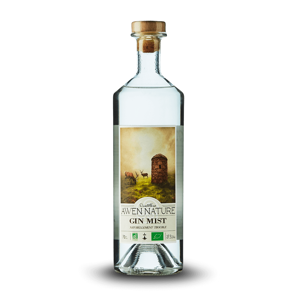 Le Gin Mist Awen Nature