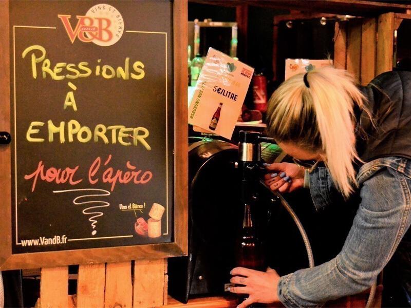 aidez-nous à sauver 400 000litres de bière