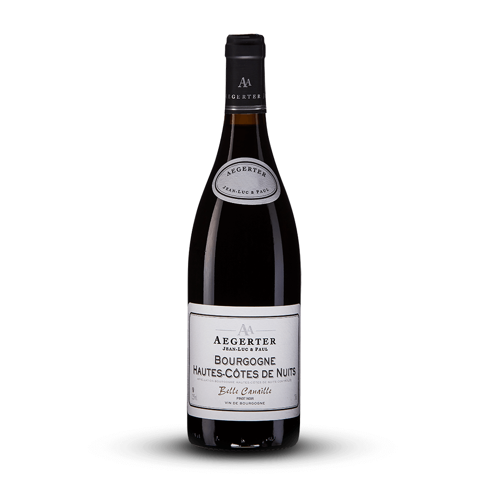 DOMAINE AEGERTER BELLE CANAILLE ROUGE 2019