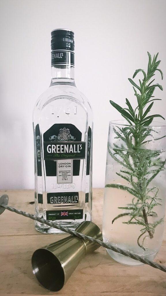Gin'To Gin Greenall's