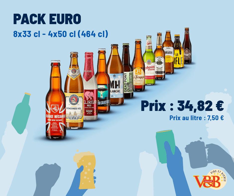 Pack Euro 2021 V and B