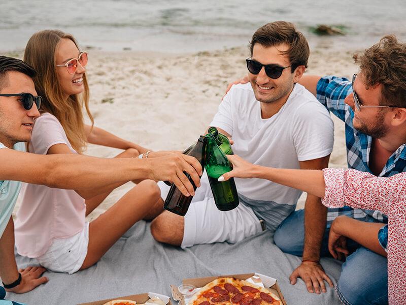 bière sans alcool pour l'été